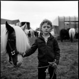 Mick and His Pony, Ballinasloe, Galway, Ireland 2014