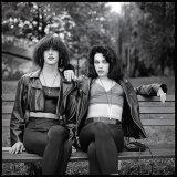 Transvestites on Bench, Esplanade, Boston 1990