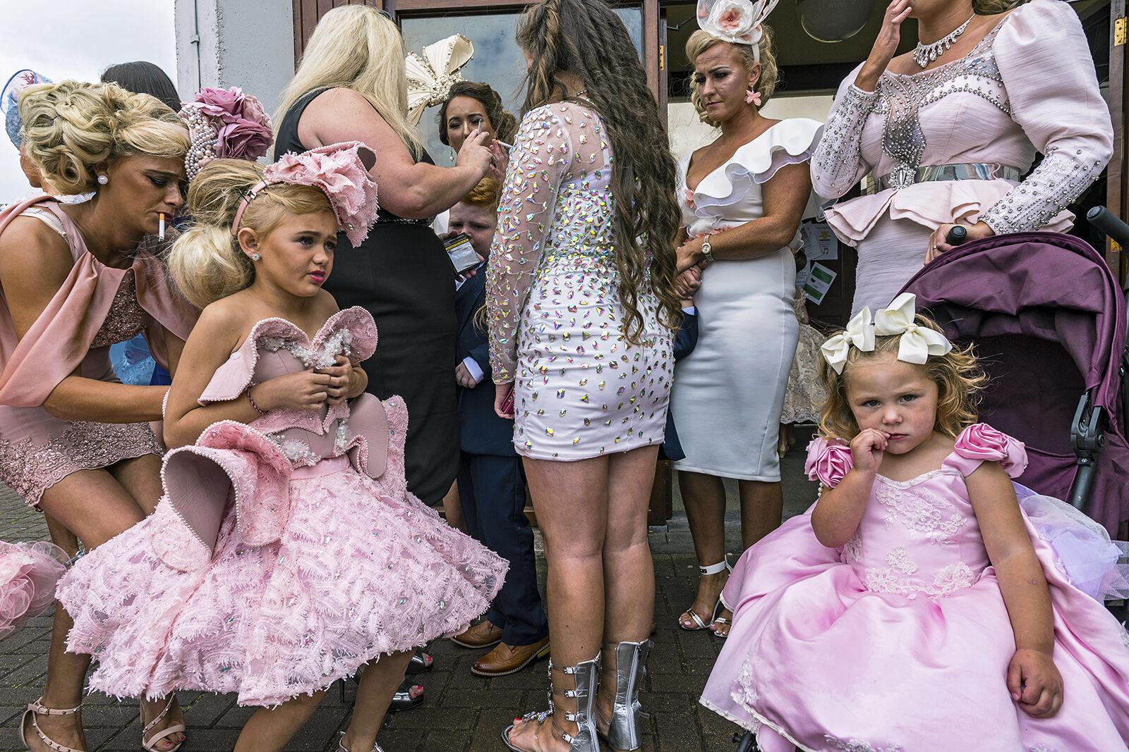 After Church Wedding, Wexford, Ireland 2019