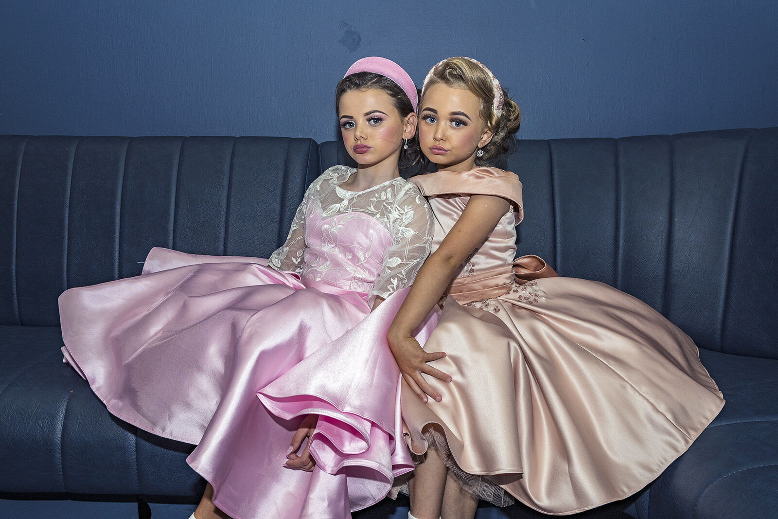 Alesha and Savannah, Dublin, Ireland 2020