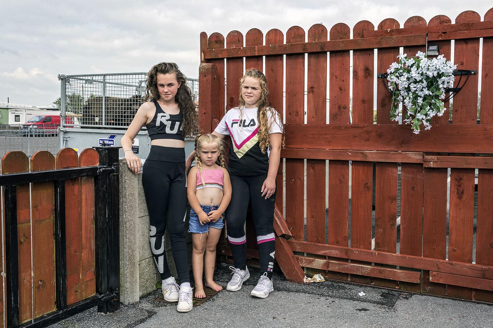 Barrett Sisters, Galway, Ireland 2020