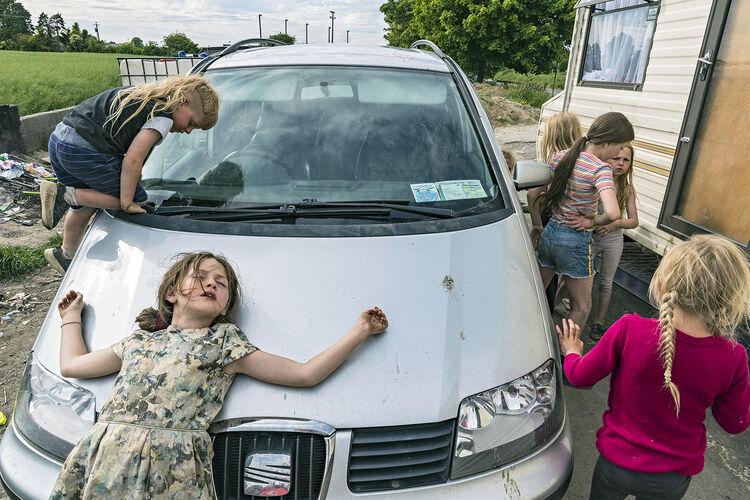 Reilly Children, Tipperary, Ireland 2020