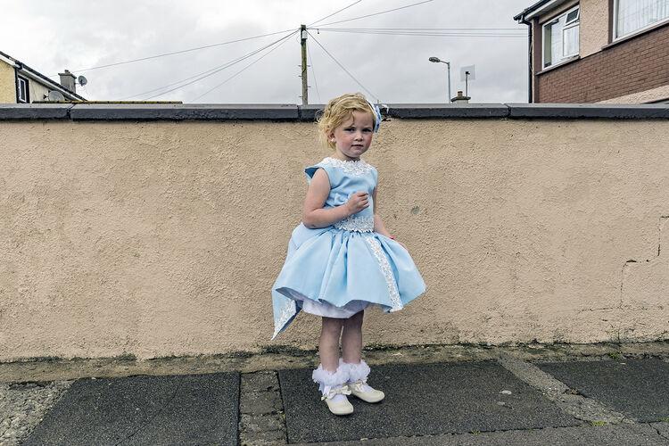 Blue Dress, Wexford, Ireland 2019