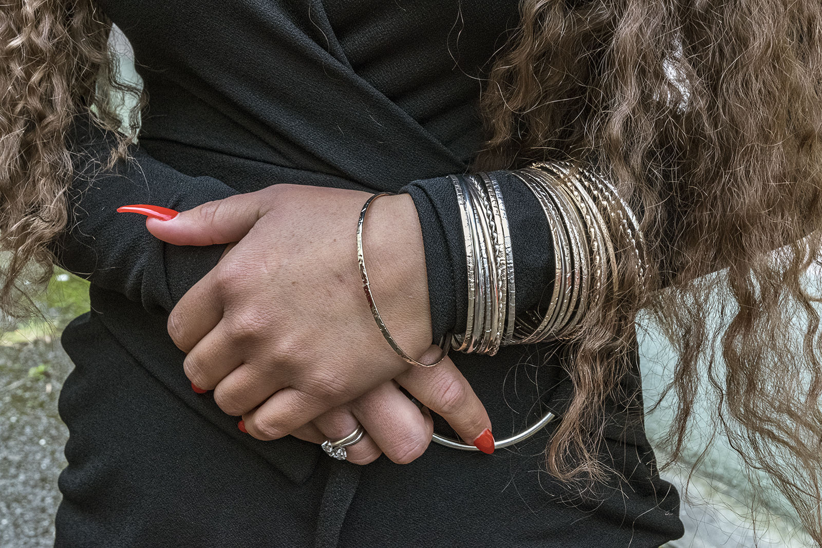 Bracelets, Galway, Ireland 2018
