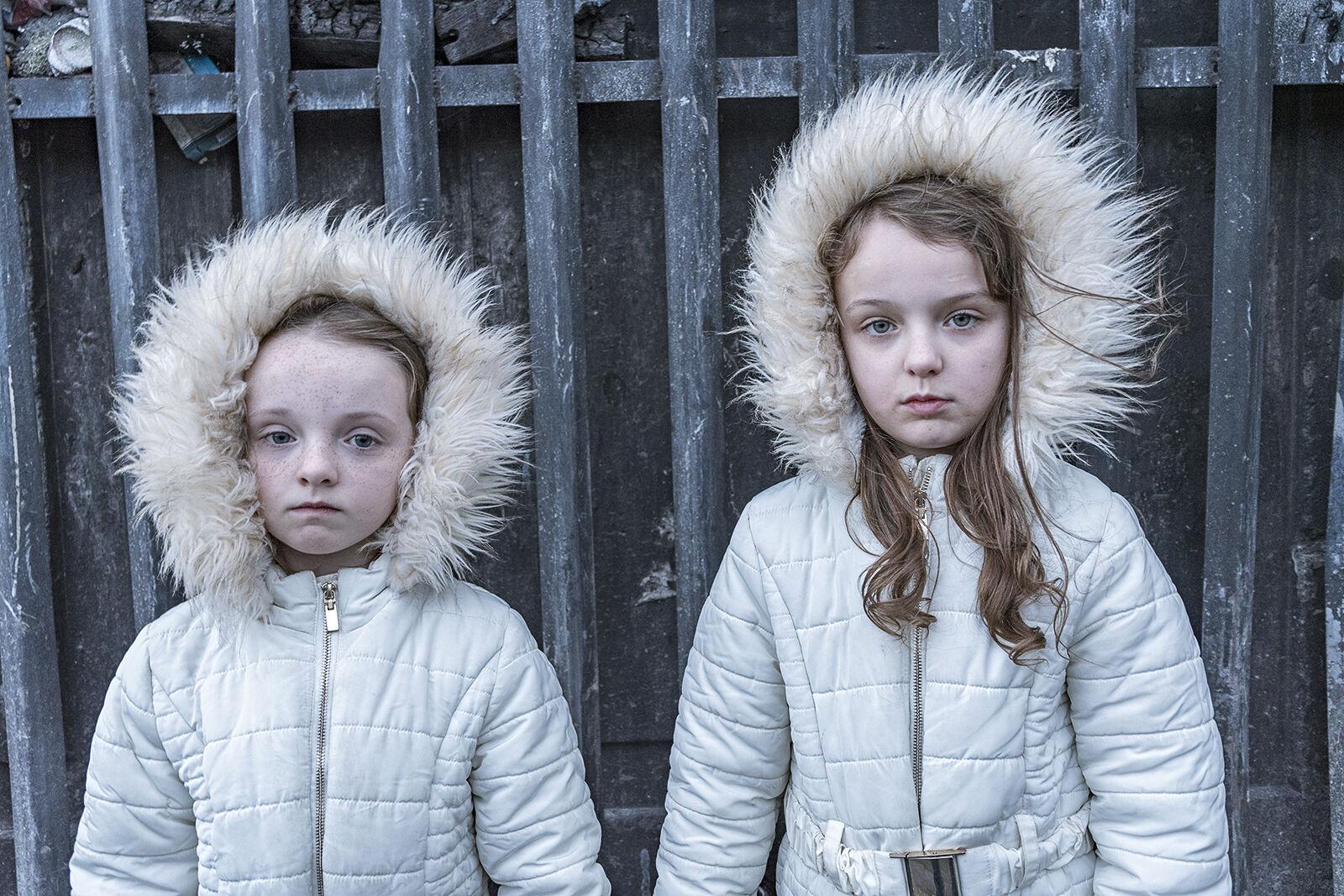 Bridget and Kathleen, Sisters, Dublin, Ireland 2020