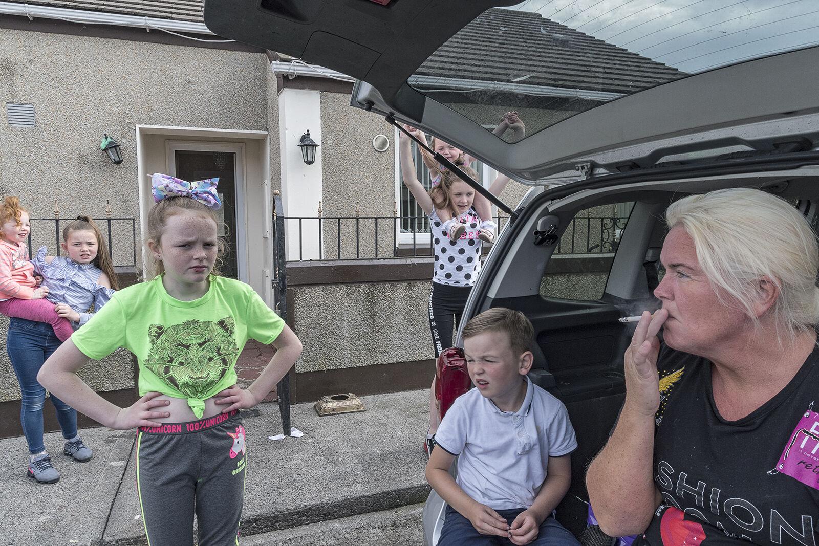 Cash Family, Dublin, Ireland 2019