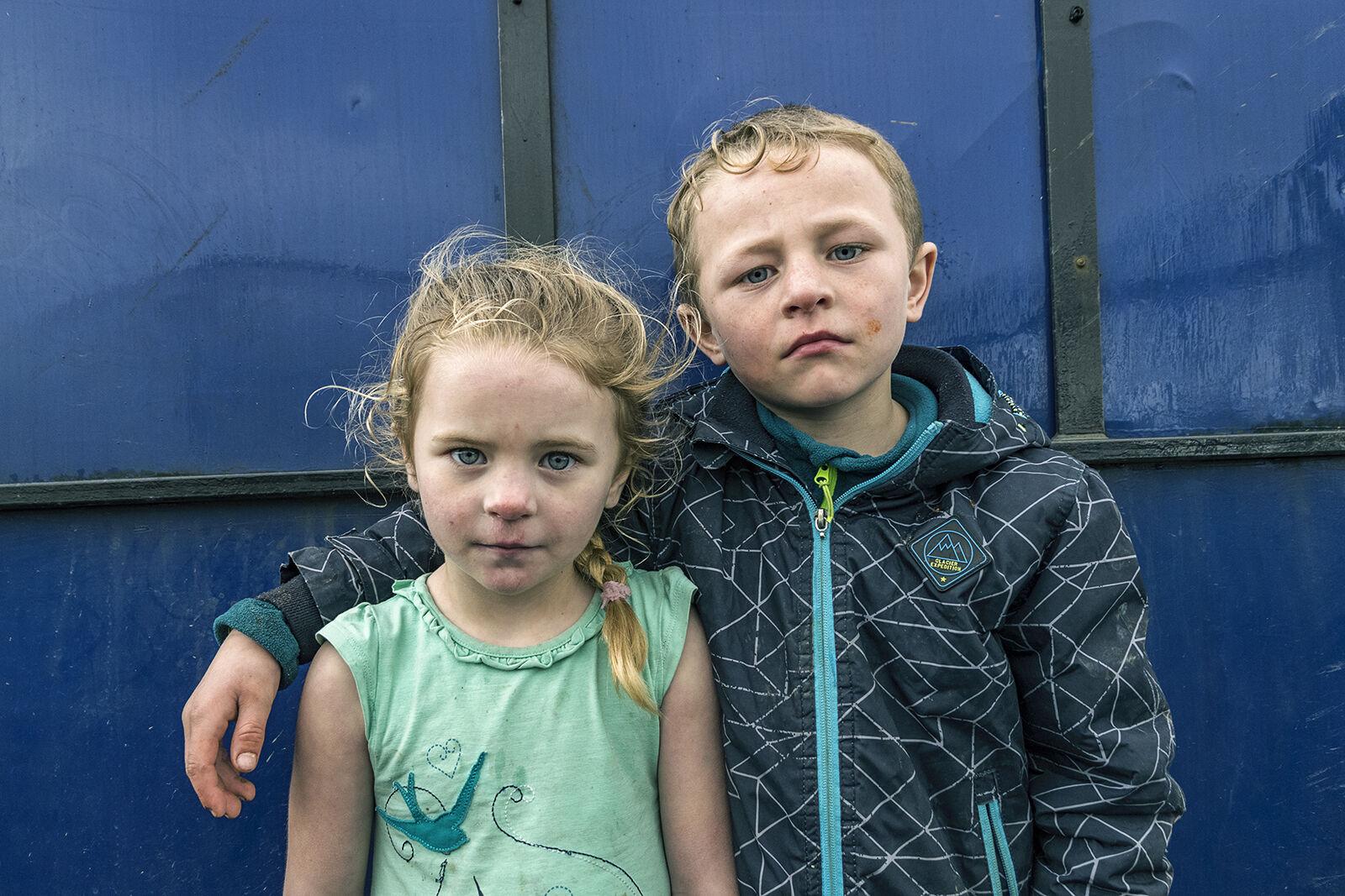 Cheyenne and Pa, Tipperary, Ireland 2019