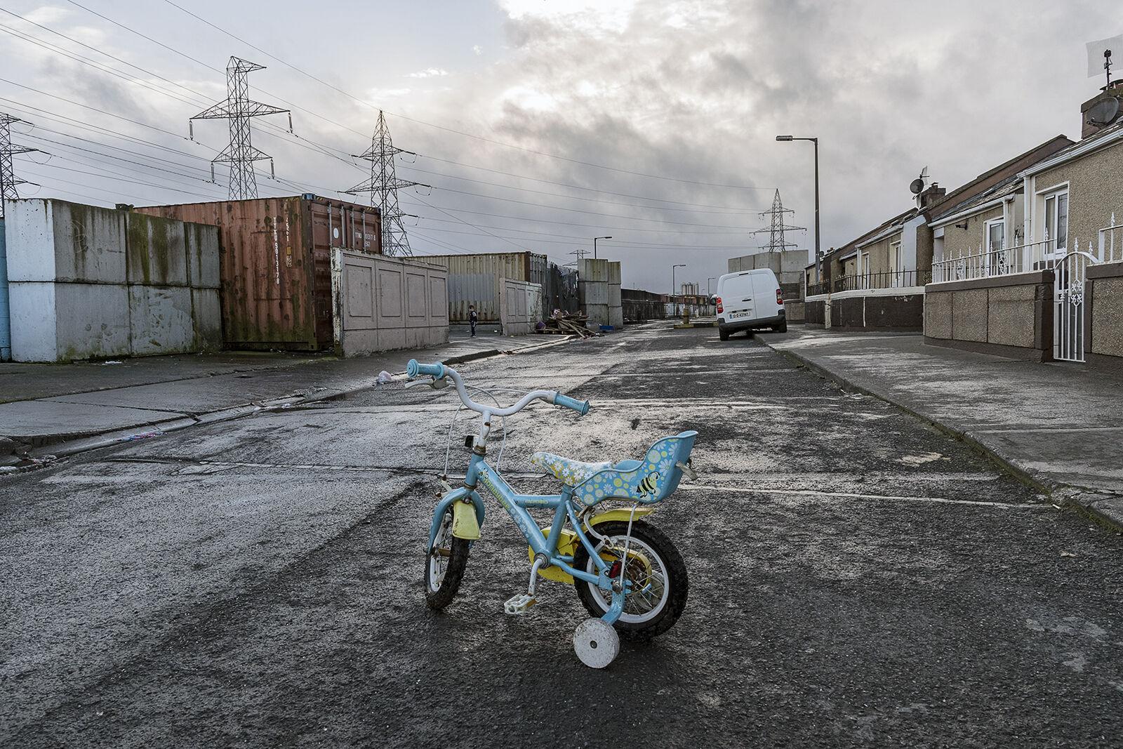 Child Bike, Dublin, Ireland 2020