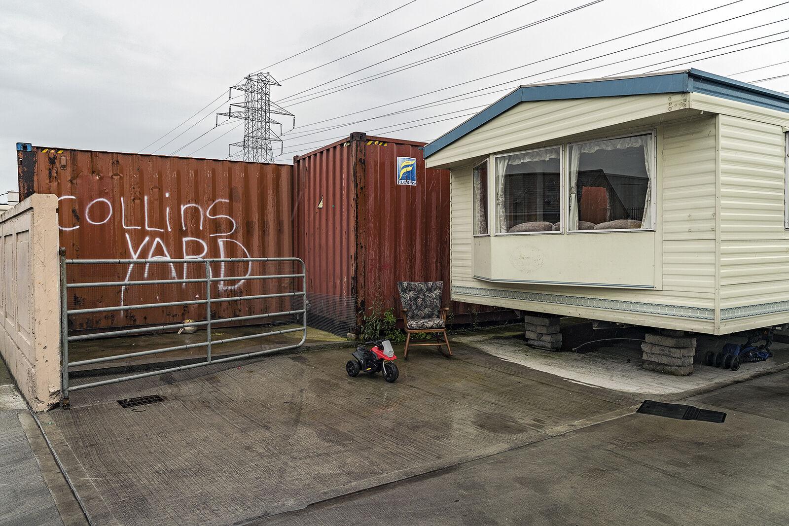 Collins Yard, Dublin, Ireland 2019