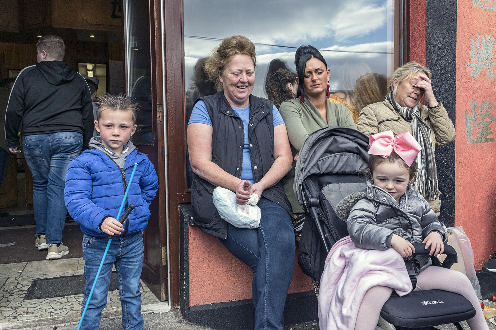Connors Family, Galway, Ireland 2018