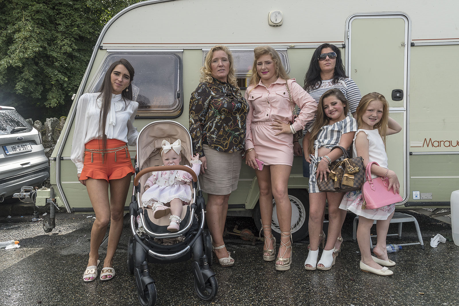 The Connors, Borris Fair, Carlow, Ireland 2019
