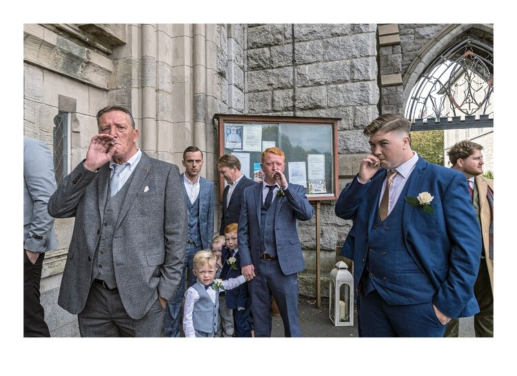 SPECIAL EDITION - OPTION THREE with an 8in x 11in signed print of 'Connors Men, Dublin, Ireland 2019' - SOLD OUT