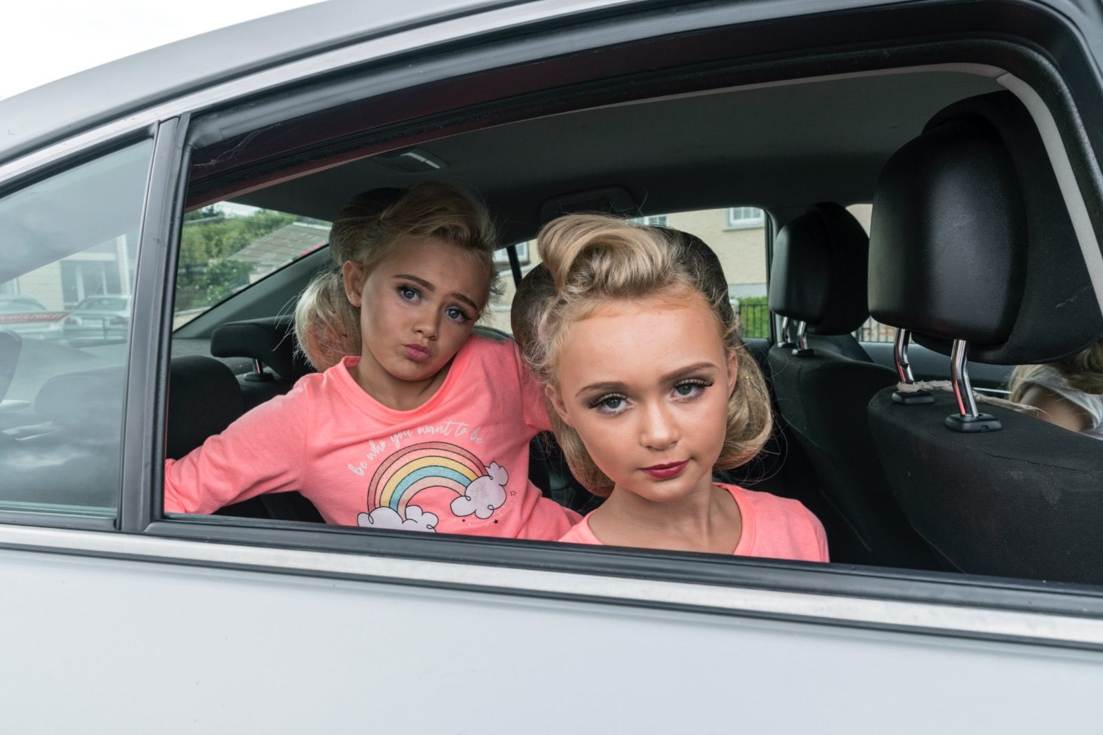 Connors Sisters before Wedding, Wexford, Ireland 2019