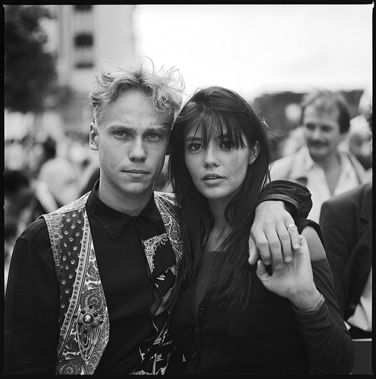 Couple, Valence, France 1991