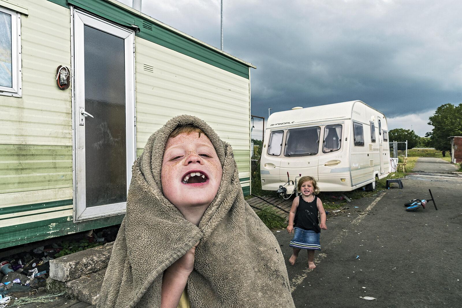 Daniel Missing Teeth, Tipperary, Ireland 2019