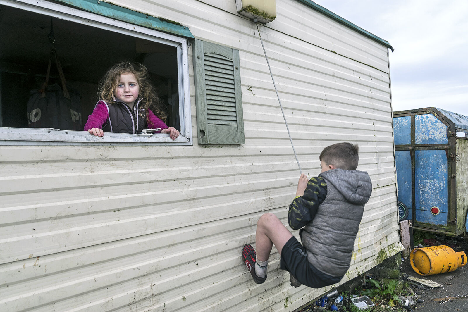 Diane and Billy, Tipperary, Ireland 2019