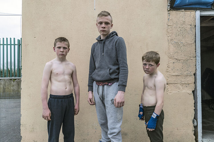 Donoghue Brothers, Galway, Ireland 2019