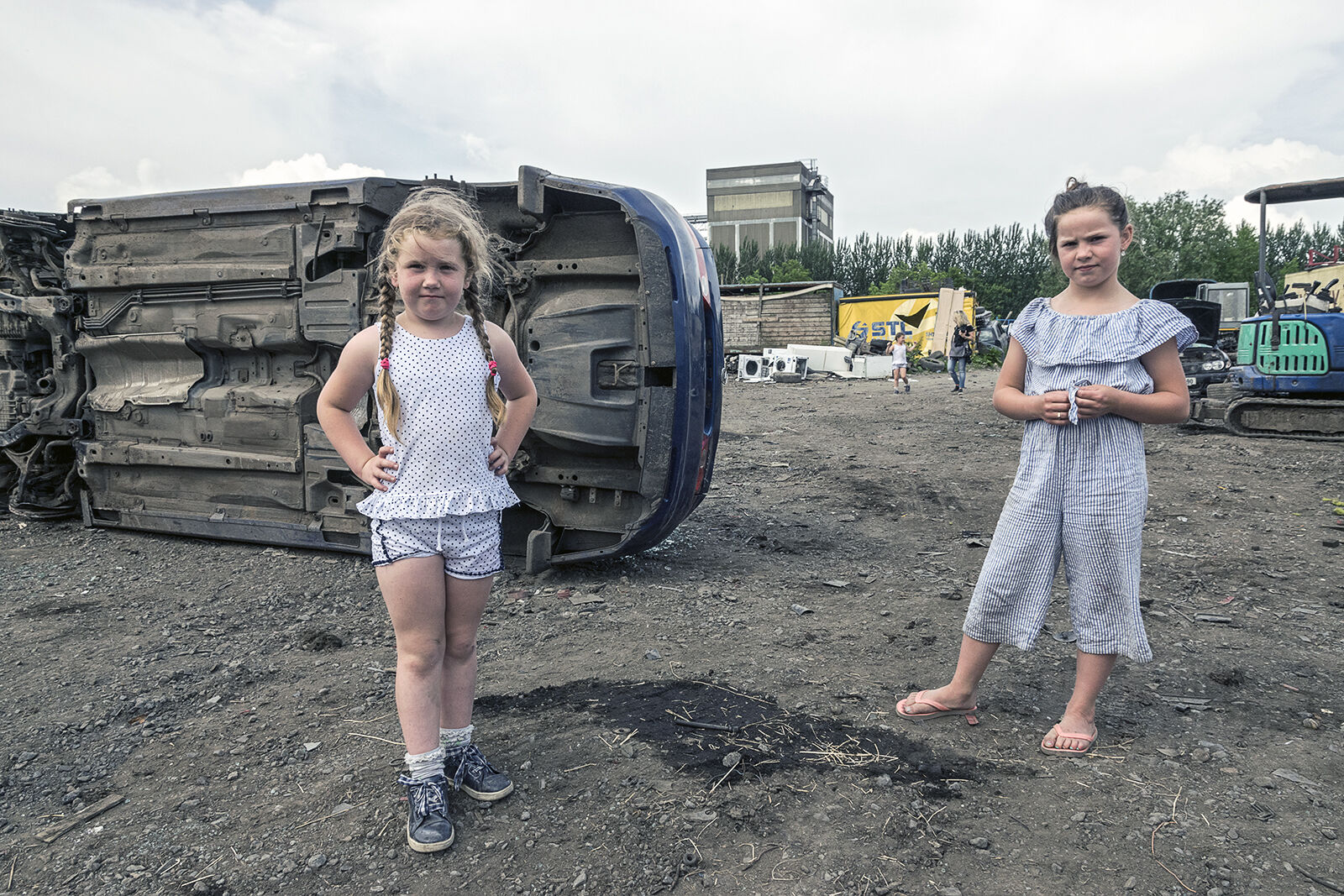 Donoghue Sisters, Limerick, Ireland 2018