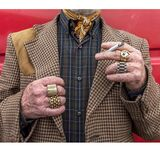 SPECIAL EDITION - OPTION TWO with an 8in x 11in signed print of 'Gold Rings, Galway, Ireland 2019' - 4 in stock
