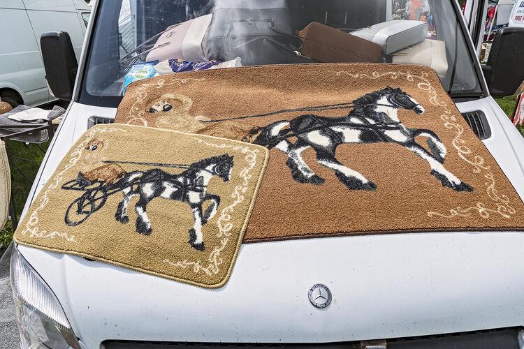 Gypsy Horse Carpets, Appleby, UK 2019