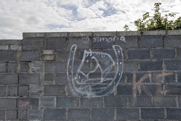 Graffiti, Limerick, Ireland 2021