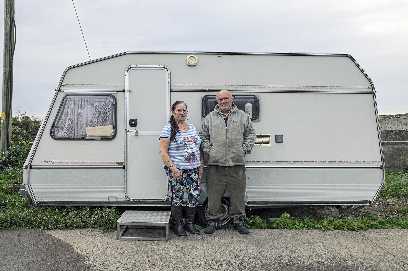 Jim and Margaret, Tipperary, Ireland 2019