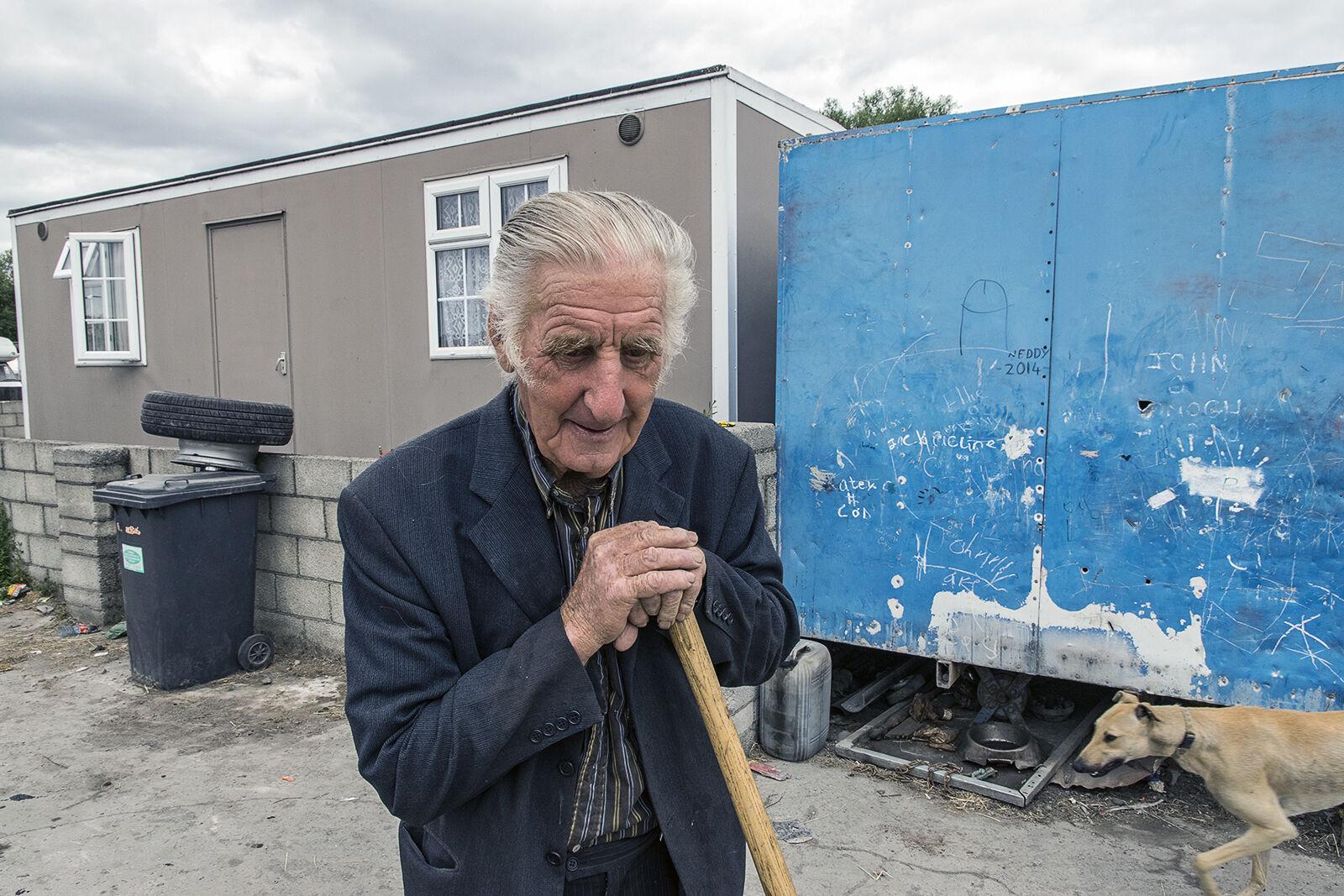 John, 85 years old, Limerick, Ireland 22018