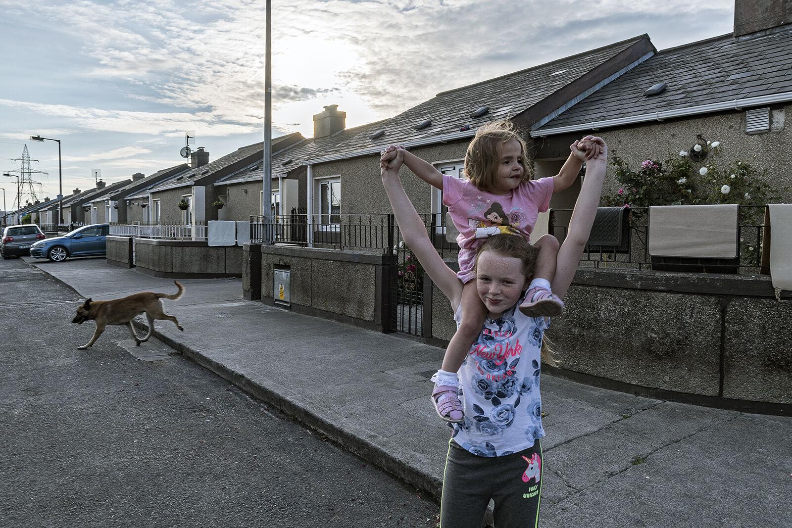 Josie and Margaret, Dublin, Ireland 2019