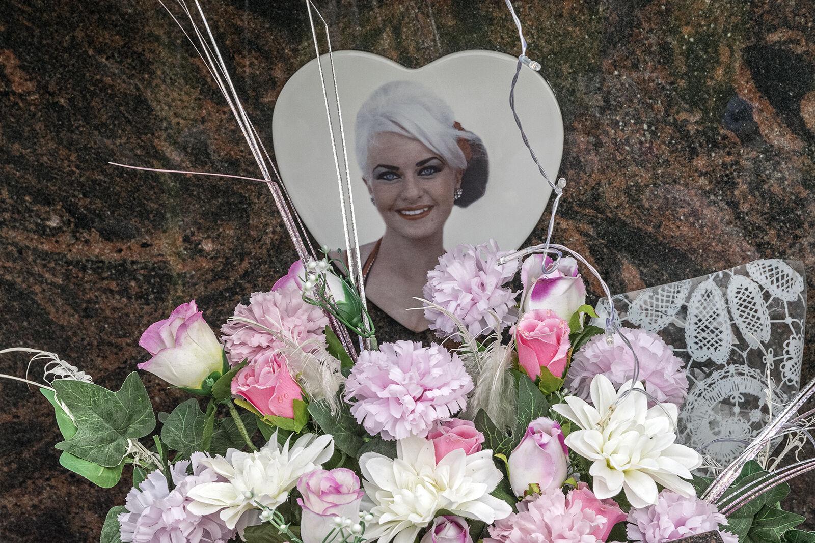 Katie's Grave, Limerick, Ireland 2019