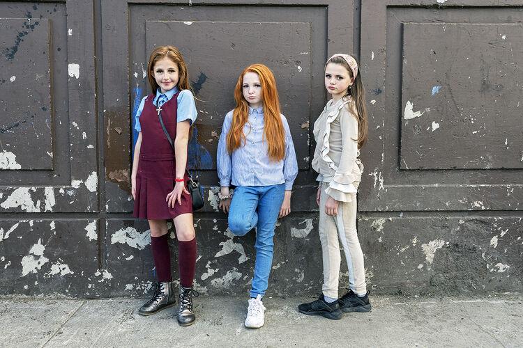 Labre Park Girls, Dublin, Ireland 2021