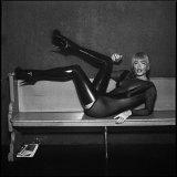 Latex Boots, Man Ray Nightclub, Cambridge, Massachusetts 1993