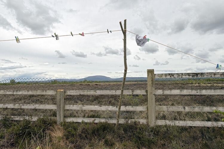 Laundry Line, Tipperary, Ireland 2021