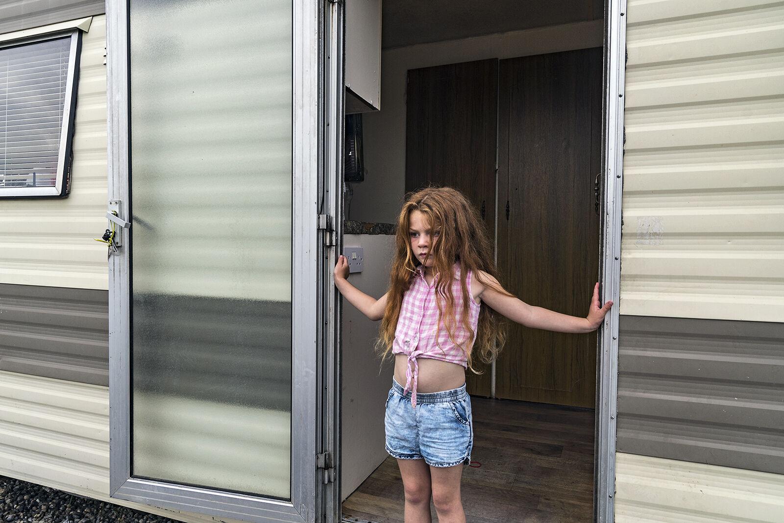 Maggie at The Door, Tipperary, Ireland 2020