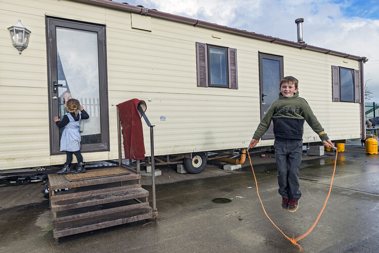 Martin with Jump Rope, Tipperary, Ireland 2019