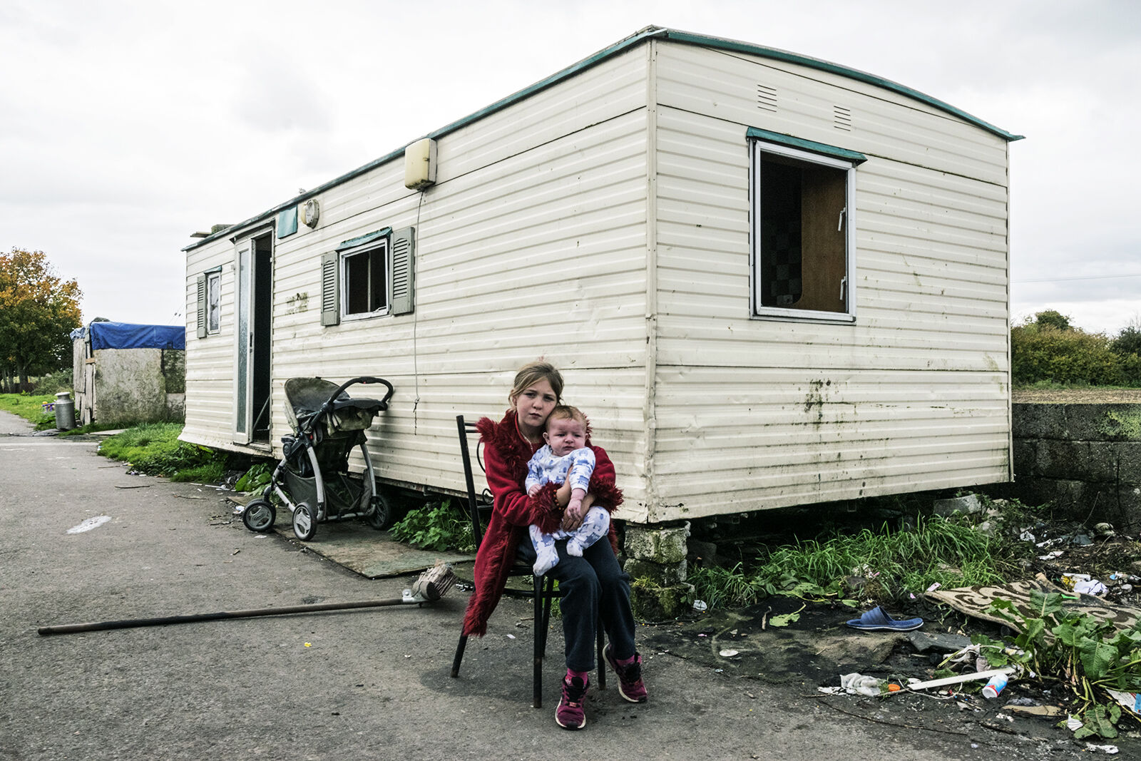 Mary and Mikey, Tipperary, Ireland 2018