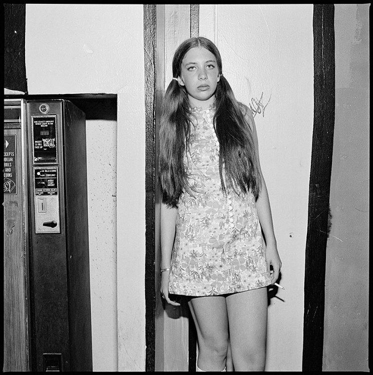 Melissa, Bill's Bar, Boston 1994