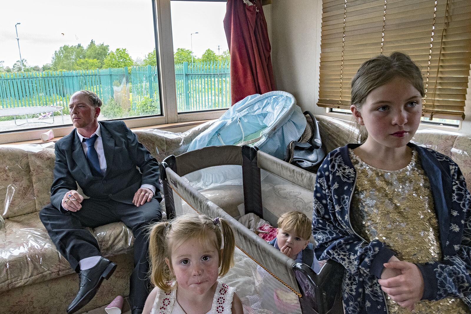 Ned, Judy and Mary, Tipperary, Ireland 2019