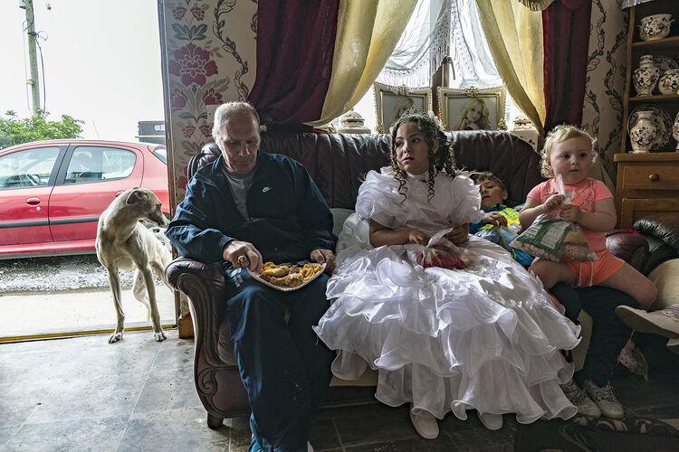 Nita's Holy Communion Party, Tipperary, Ireland 2019