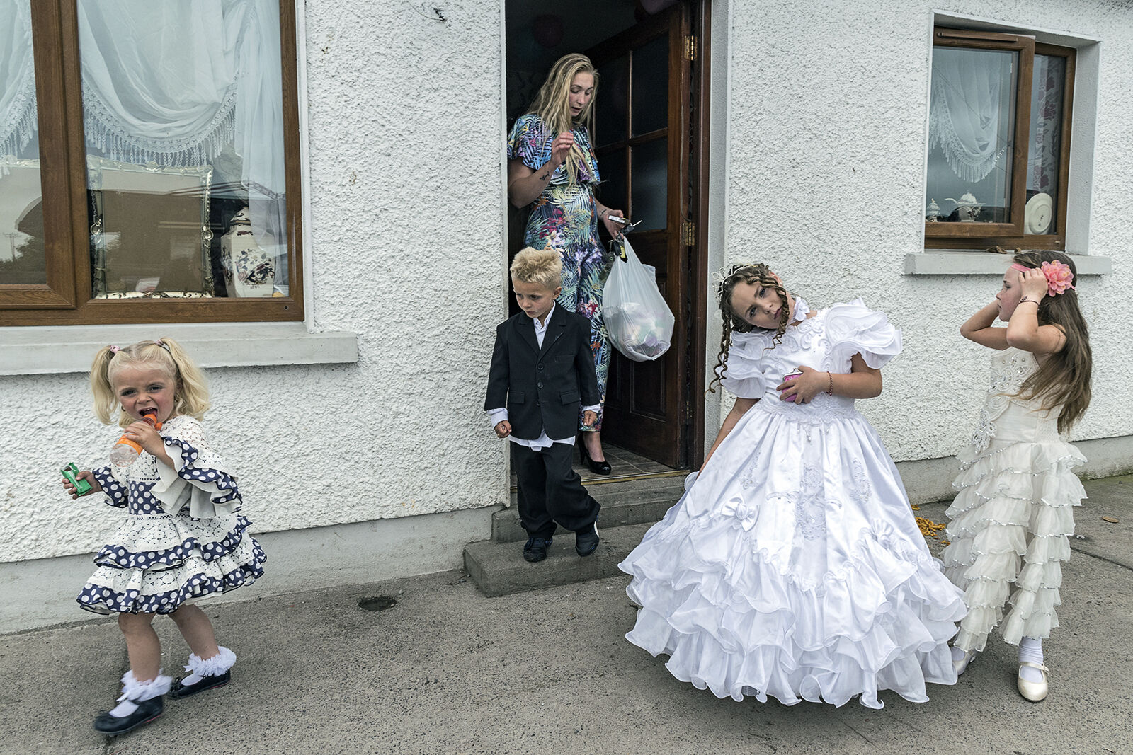 Nita's Holy Communion Party, Tipperary, Ireland 2019