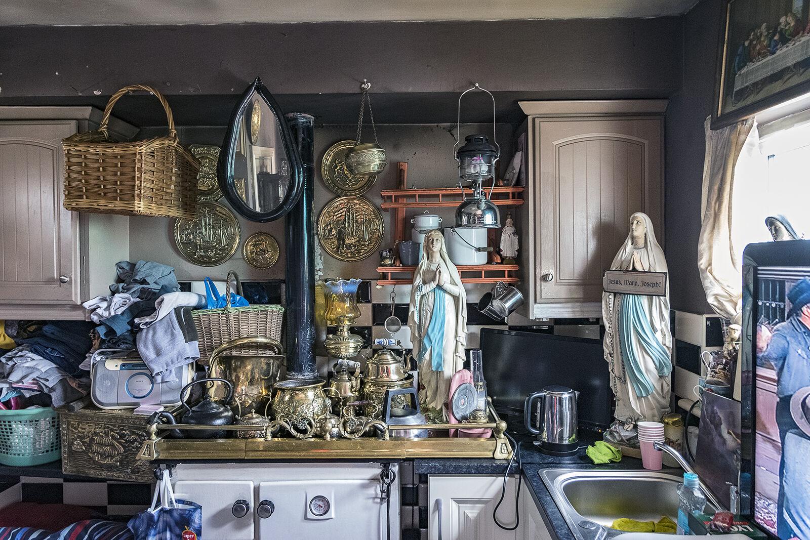 Philomena's Kitchen, Limerick, Ireland 2018