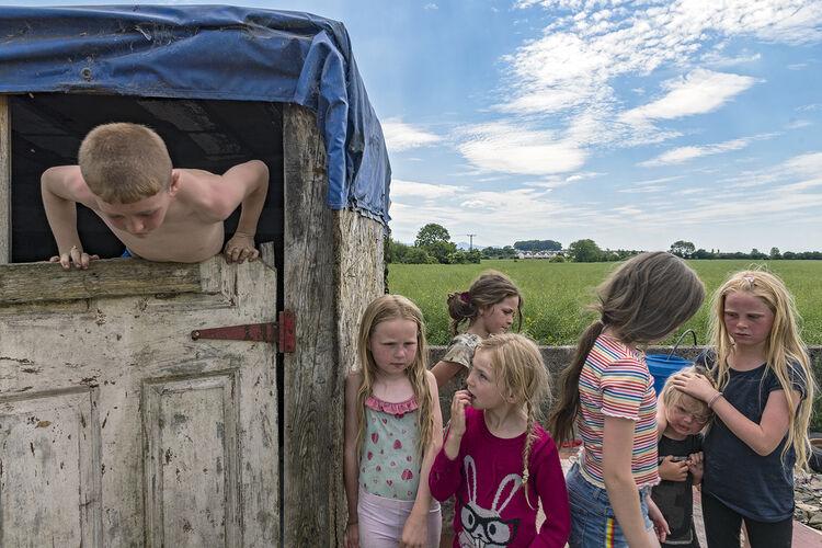 Reilly Children No.2, Tipperary, Ireland 2020