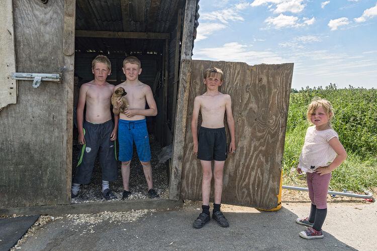 Reilly Children No.3, Tipperary, Ireland 2020