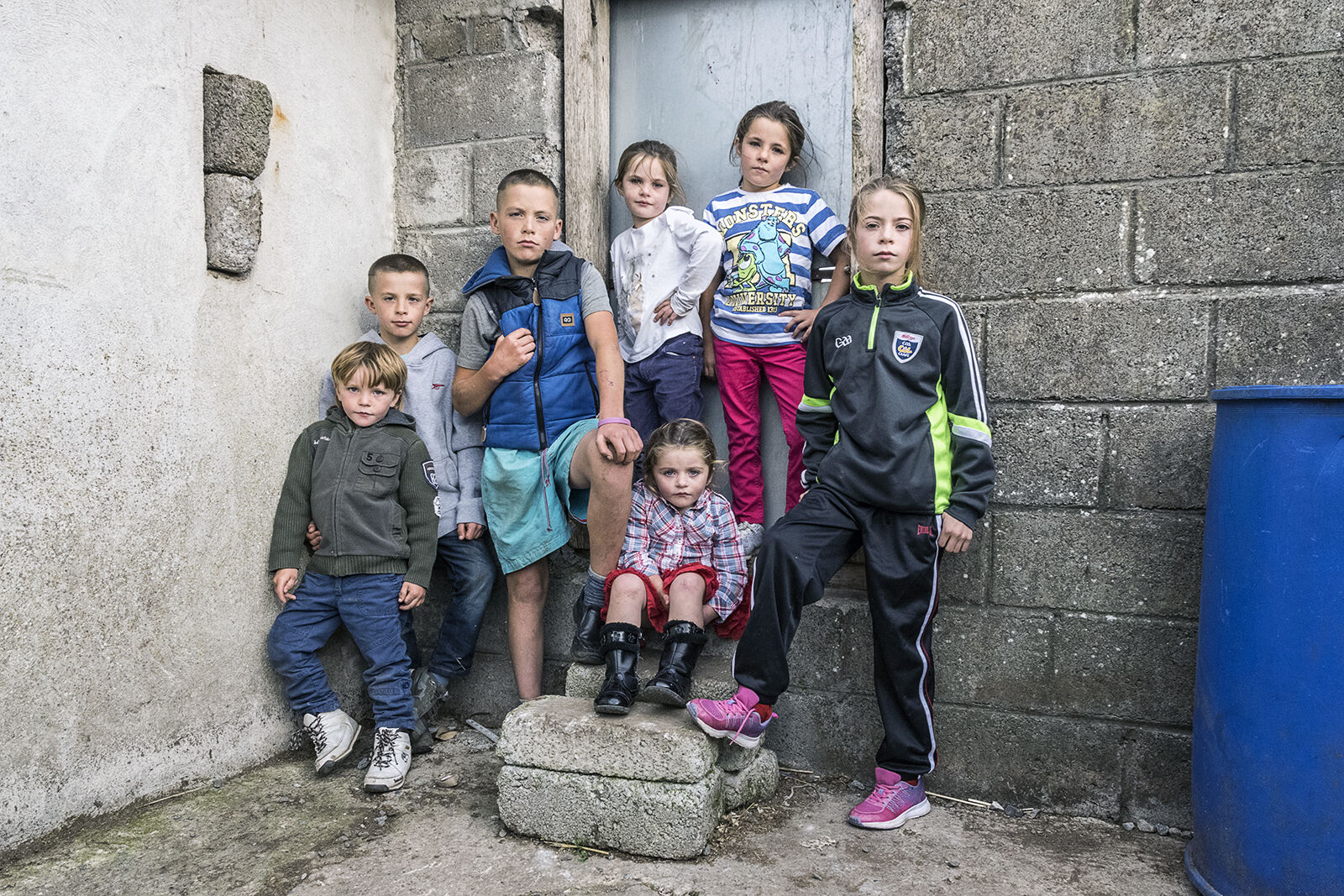Reilly Siblings, Tipperary, Ireland 2019