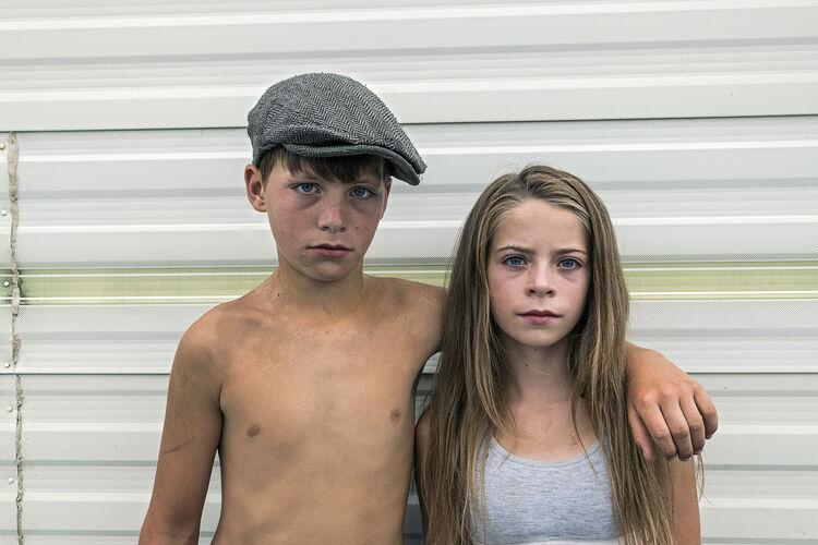 Rocky and Priscilla, Tipperary, Ireland 2018
