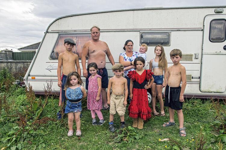 Reilly Family, Tipperary, Ireland 2018