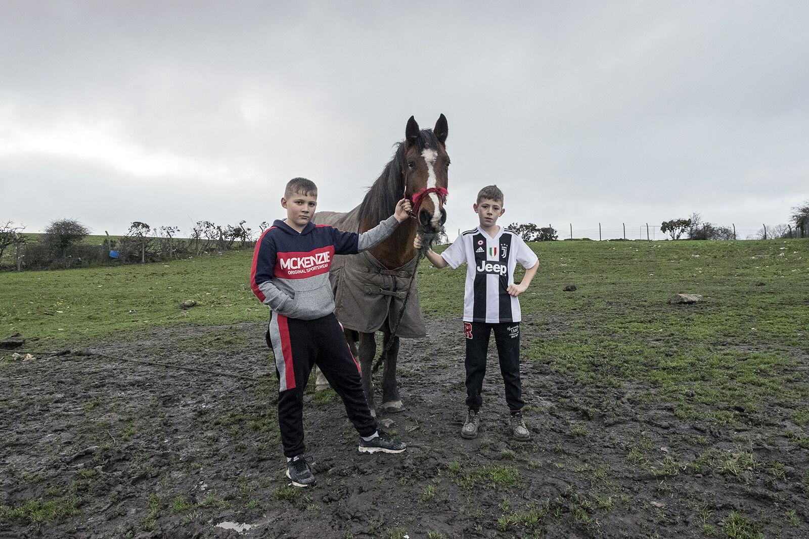 Shane and Luke, Tipperary, Ireland 2019