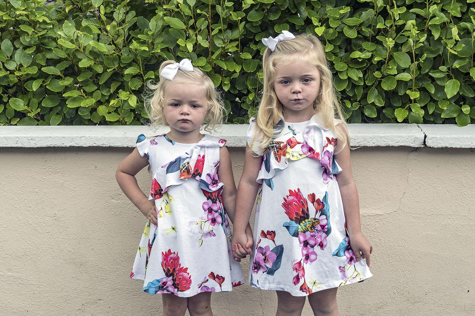 Tropical Flowers Dresses, Puck Fair, Kerry, Ireland 2020
