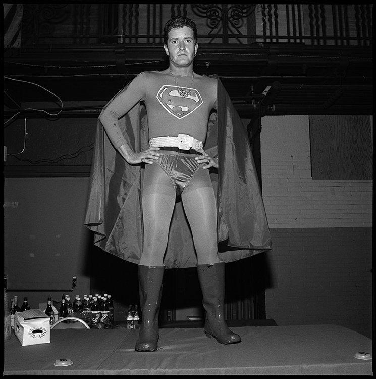 Superman, Boston 1992