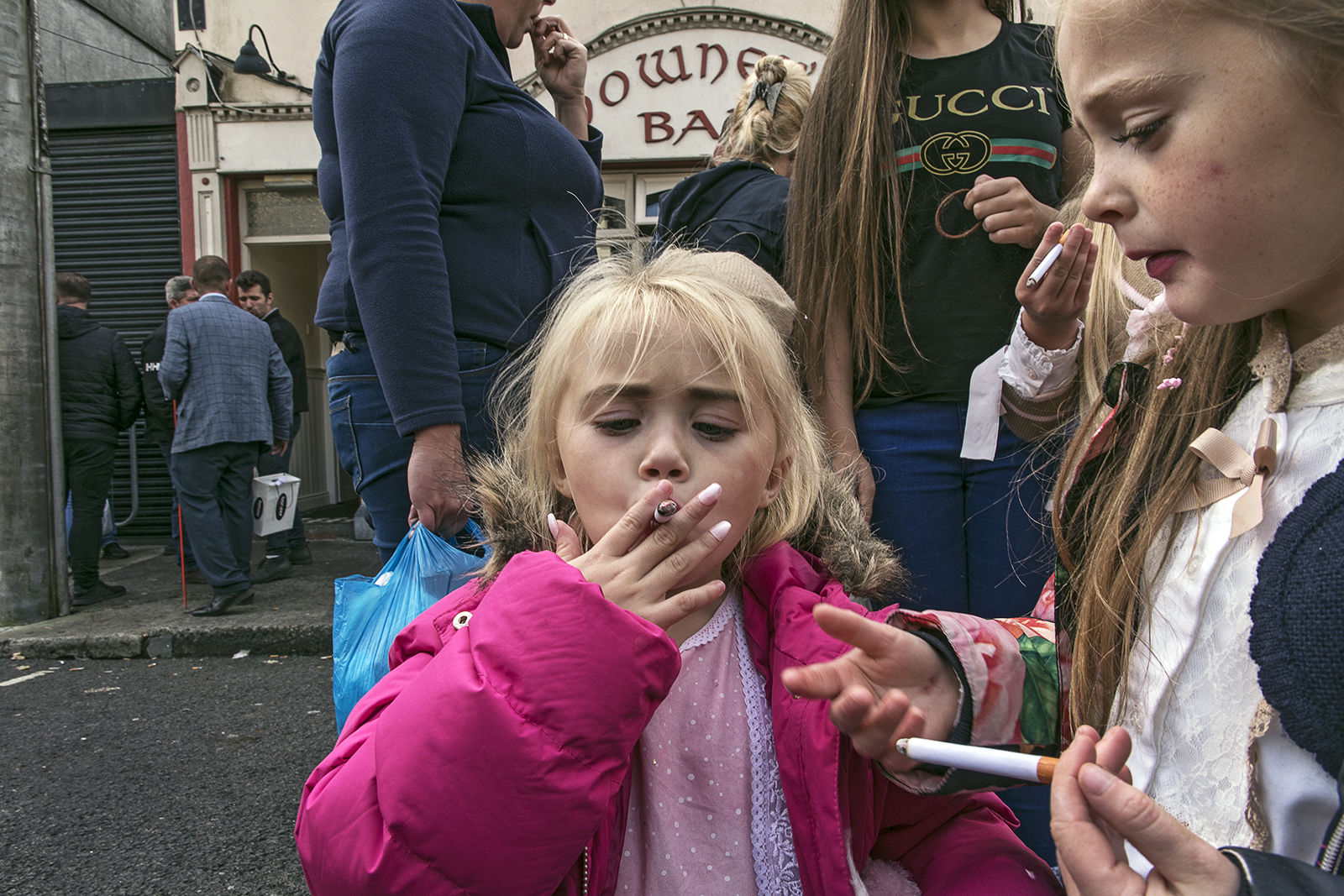 Toy Cigarettes, Galway, Ireland 2019
