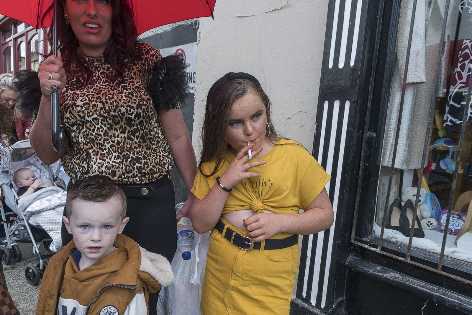 Toy Cigarette, Galway, Ireland 2019